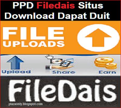 PPD Filedais Situs Download Dapat Duit