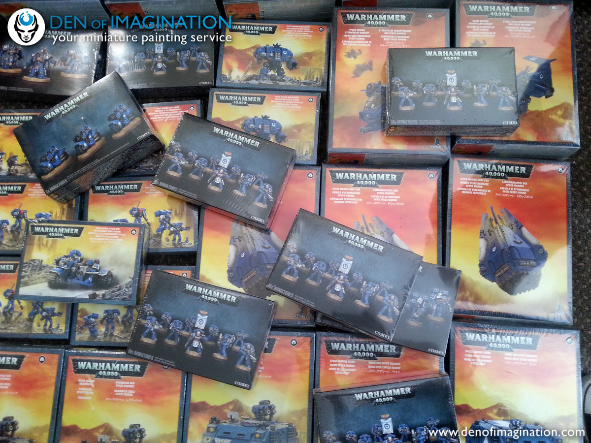 newest collection 62f2f d363e And... that s what you get when you make a Space Marine Special Offer.
