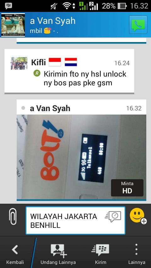 Jasa Unlock Bolt SlimOrionMaxMF90 Remote Cod