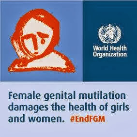 ZERO TOLERANCE FOR FGM: