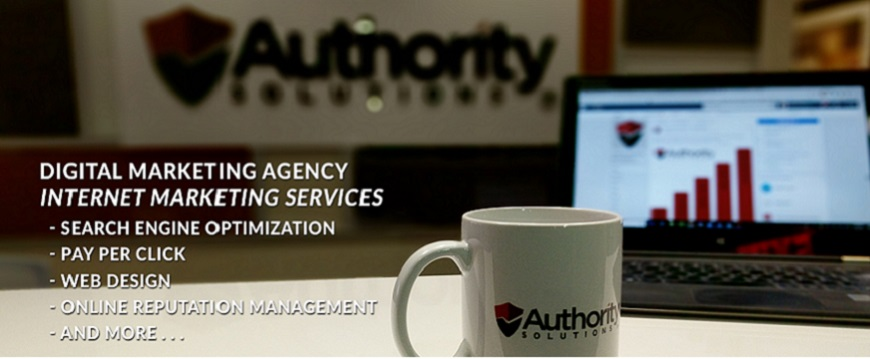 SEO Company - Authority Solutions™