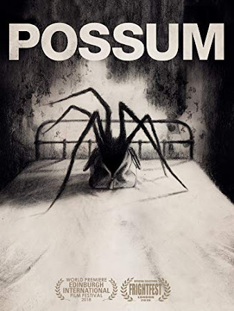 Poster Of Hollywood Film Watch Online Possum 2018 Full Movie Download Free Watch Online 300MB