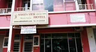 Hotel Murah di Kempas - Sakiza View Hotel Setia Tropika