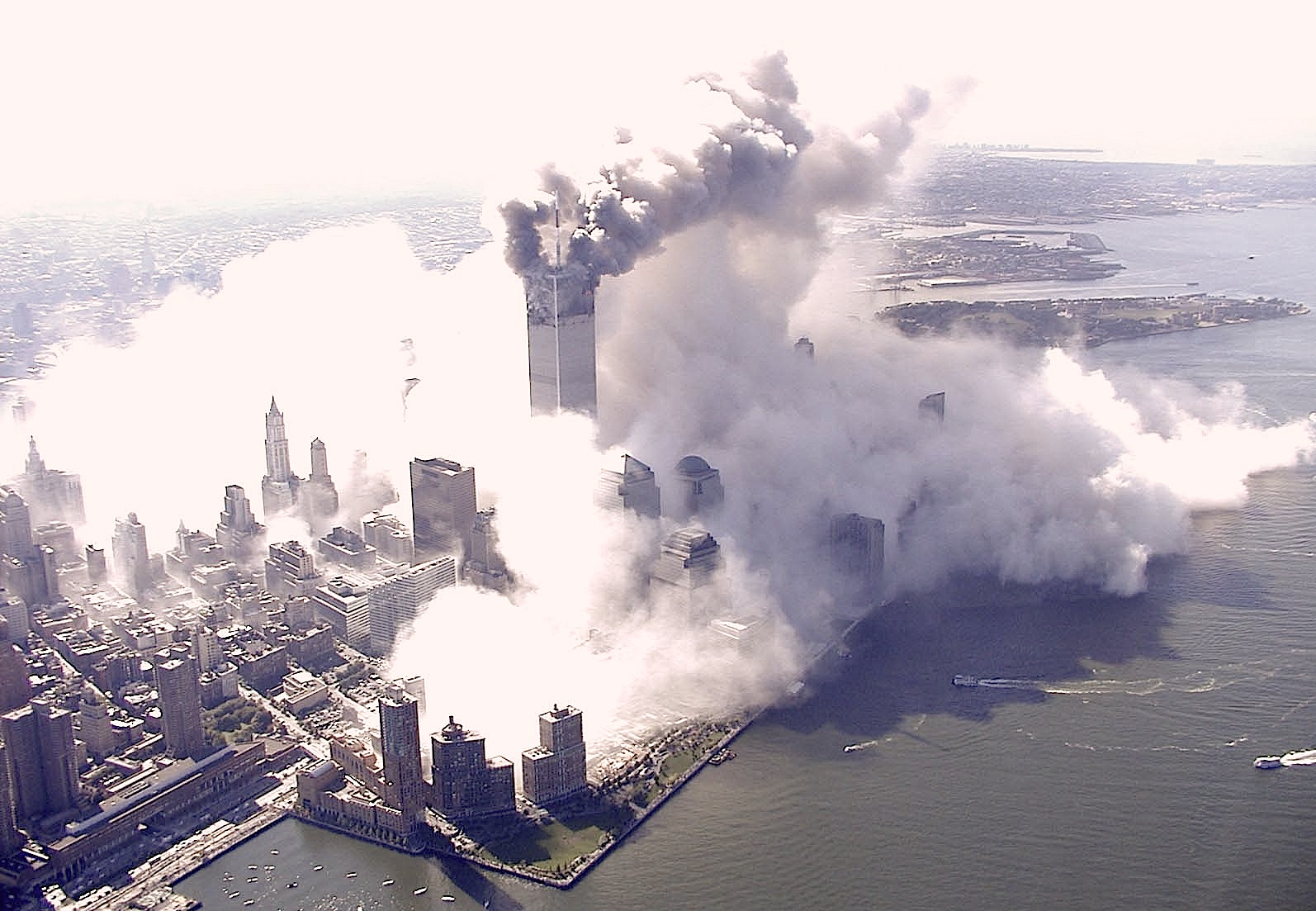 Minecraft 11 september 2001 essay