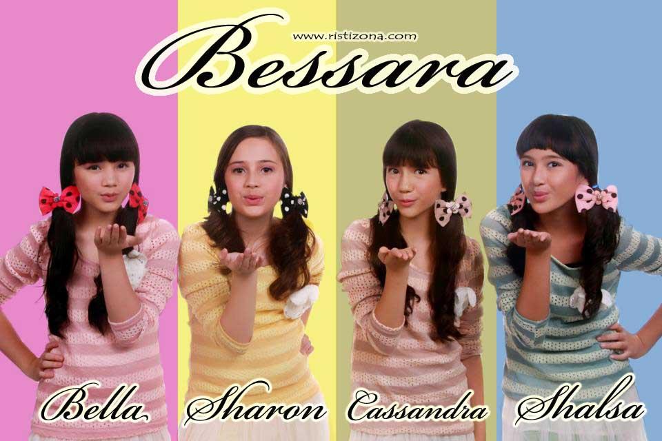 Foto Terbaru Bessara Girlband