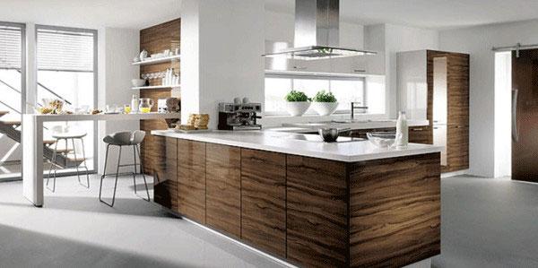 10 fotos de cocinas con isla ideas para decorar dise ar Diseno de ambientes y arquitectura de interiores