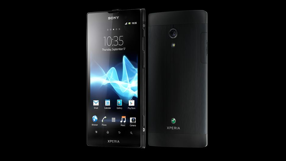 Sony Xperia ionXperia Ion Camera