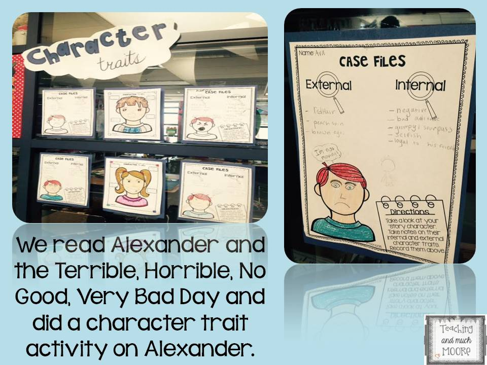 Character Traits Straight From The Heart Teaching And Much