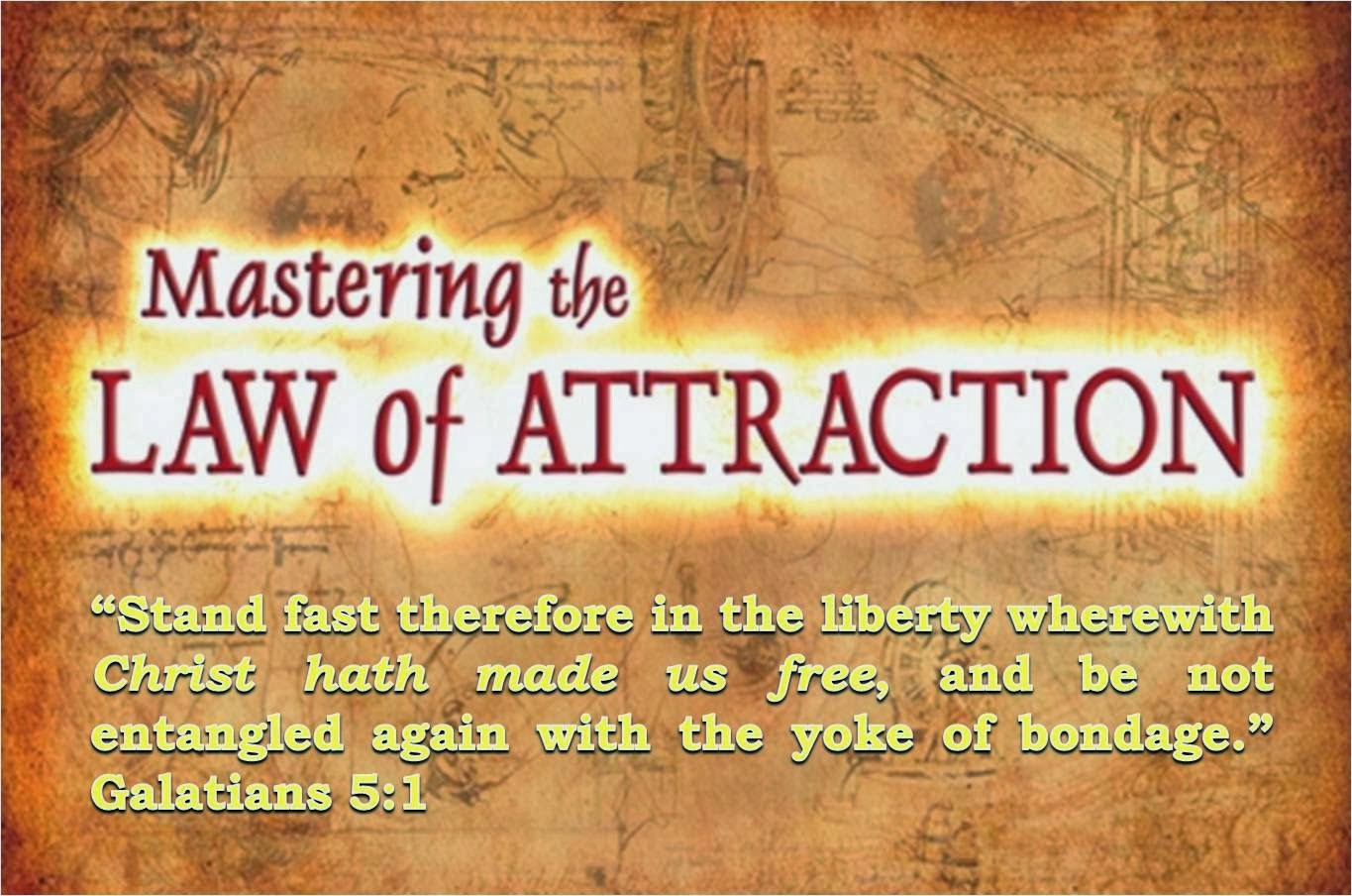Ultimate Law of Attraction