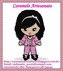 Selinho do Blog Caramelo Artesanato