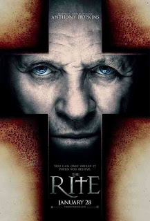 The Rite 2011 Hindi dubbed movie poster