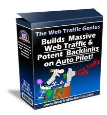 Get More Traffic - Web Traffic Genius RSS Software
