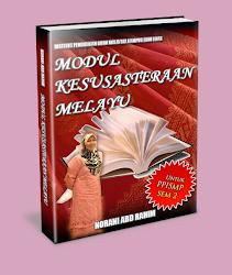 E-Book Modul Kesusasteraan Melayu