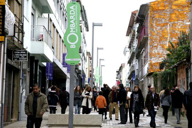 Quarteirão das Artes, Porto