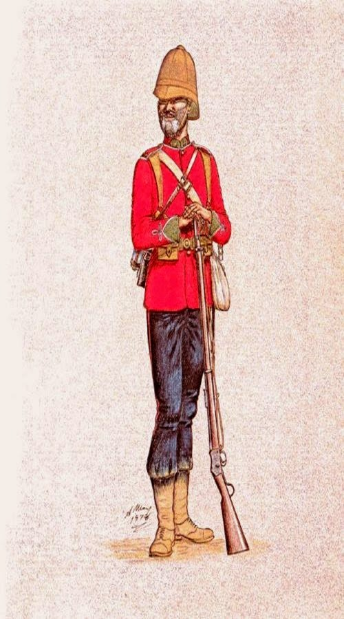 1st and 2nd Battalions, 24th (2nd Warwickshire) Regiment Foot picture 4