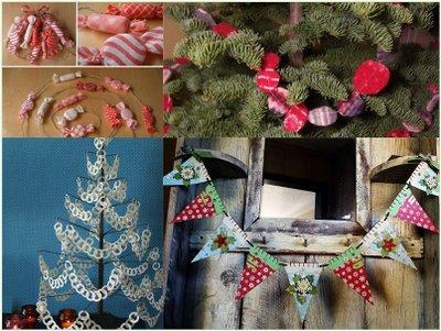 Tendencias en la decoraci n navide a 2012 ideas para - Decoracion navidena minimalista ...