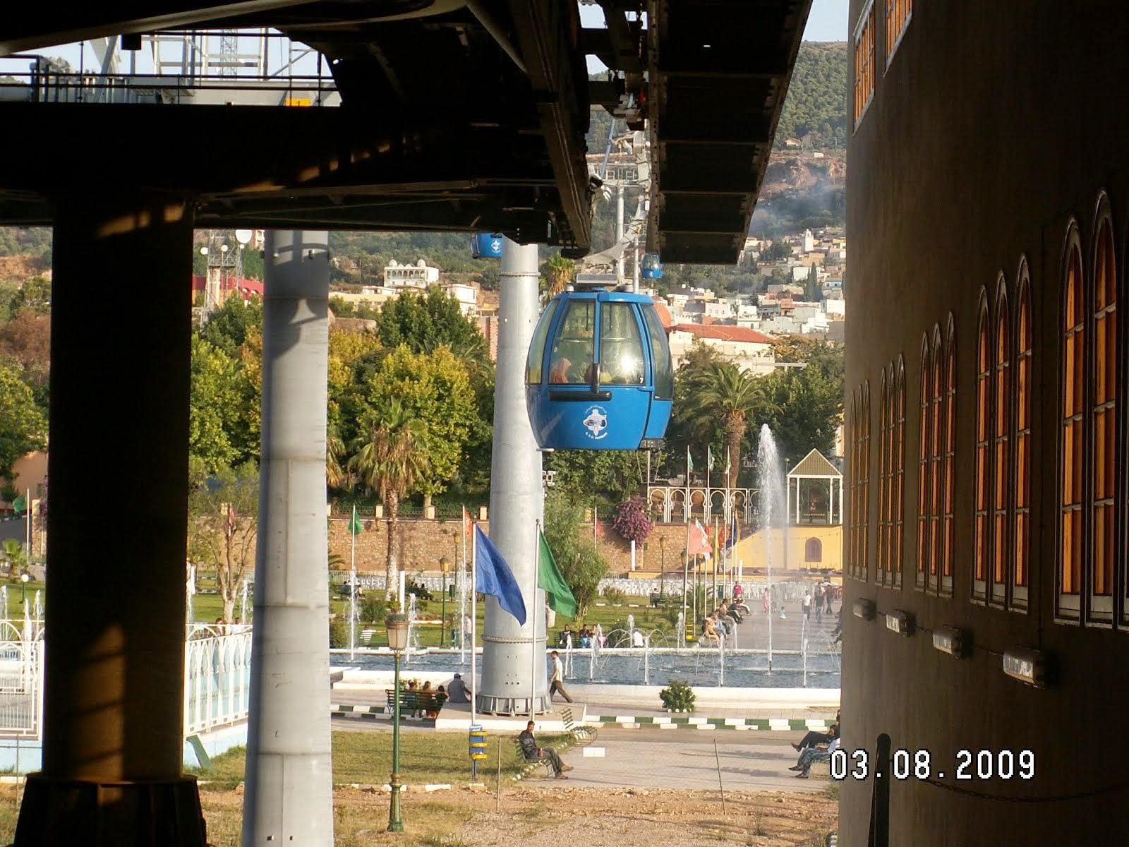 Téléphérique de Tlemcen