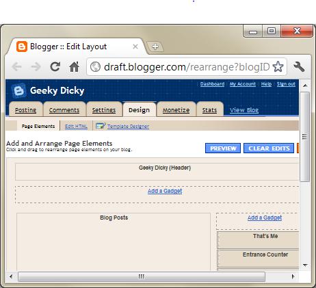 delete navbar blogger done
