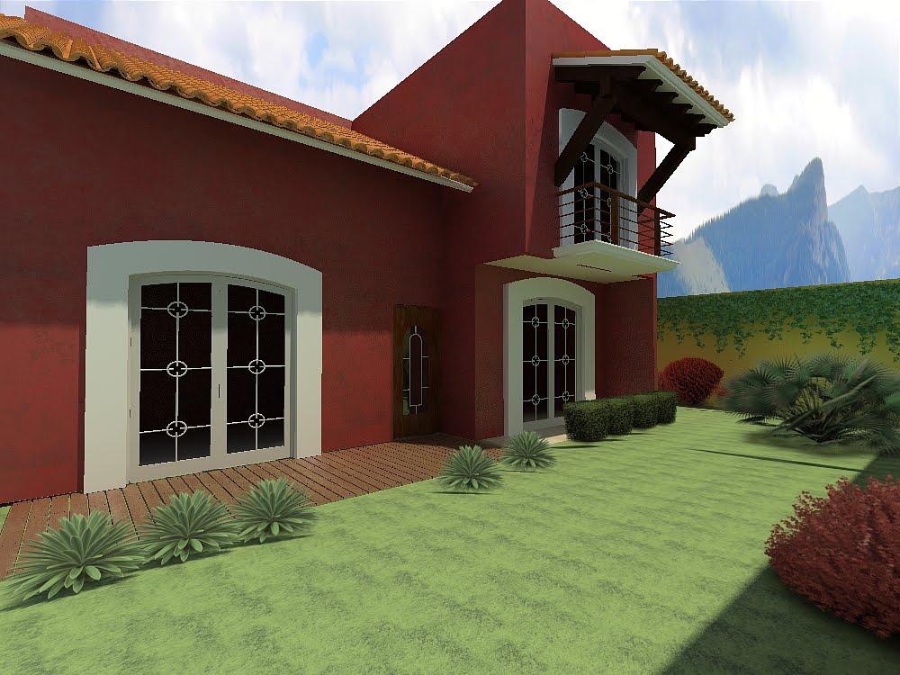 Arquitectura en movimiento imagenes de casas rusticas - Entradas de casas rusticas ...