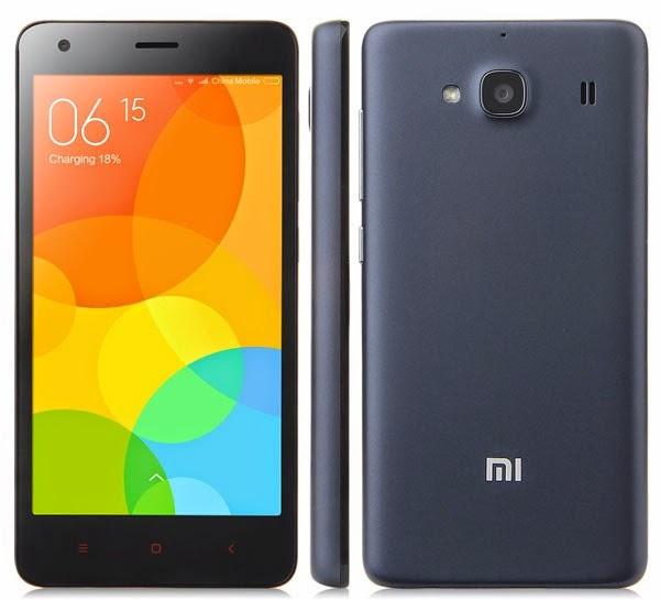 Spesifikasi dan Harga Smartphone Xiaomi Redmi 2