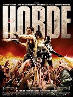 affiche du film La Horde