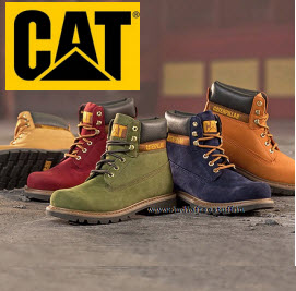 Amazon : Buy Cat Men's Footwears And get at upto 70% from Rs. 1,199 only – buytoearn