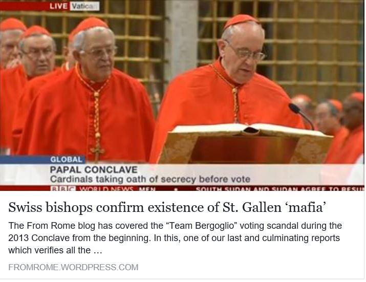 St Gallen Mafia