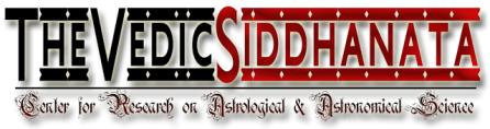 Vedic Siddhanta