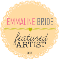 I'm a featured artist on Emmaline Bride |