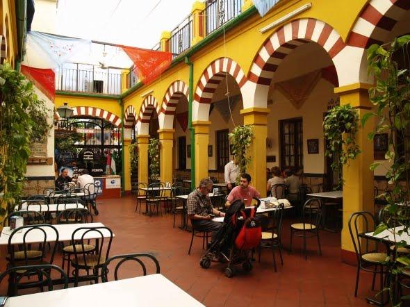 Restaurante Sociedad de Plateros María Auxiliadora
