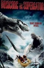 Ver Dinocroc vs. Supergator Online