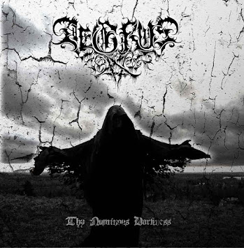 "AEGRUS - ""THY NUMINOUS DARKNESS"""