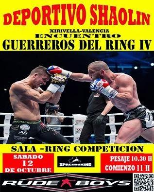 Guerreros del ring IV