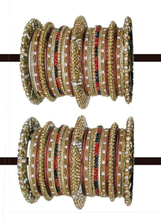 Latest-Wedding-Bangles-Sets