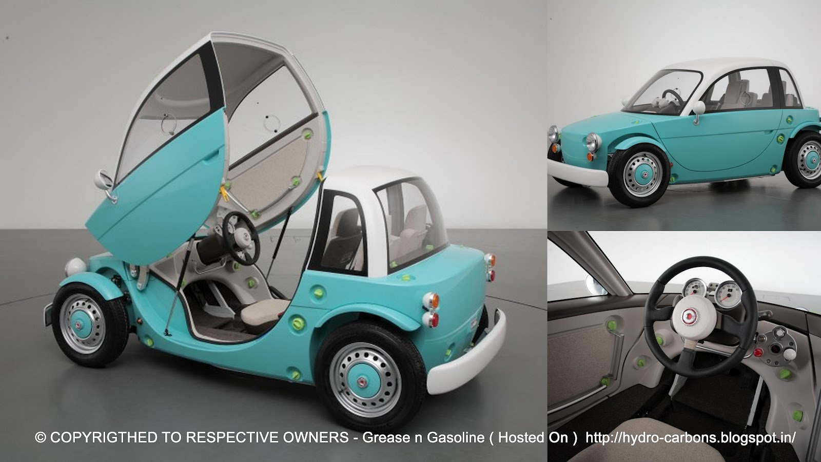 Toyota Camatte Concept Car For Kids Way2speed