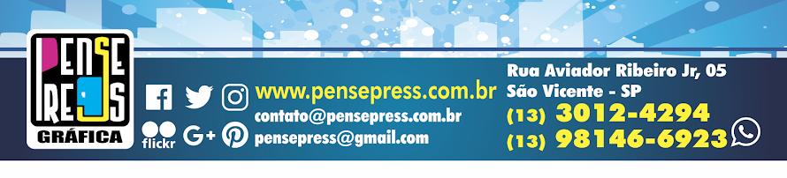 Cartão de visita barato é na Pensepress