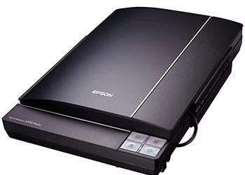 Epson V370 VS V550