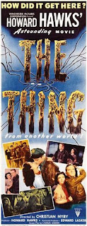 Retro Fifties Sci-Fi Weekend:  'The Thing From Another World'