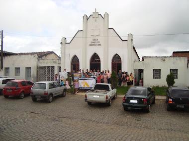 Congregação em Machados/PE