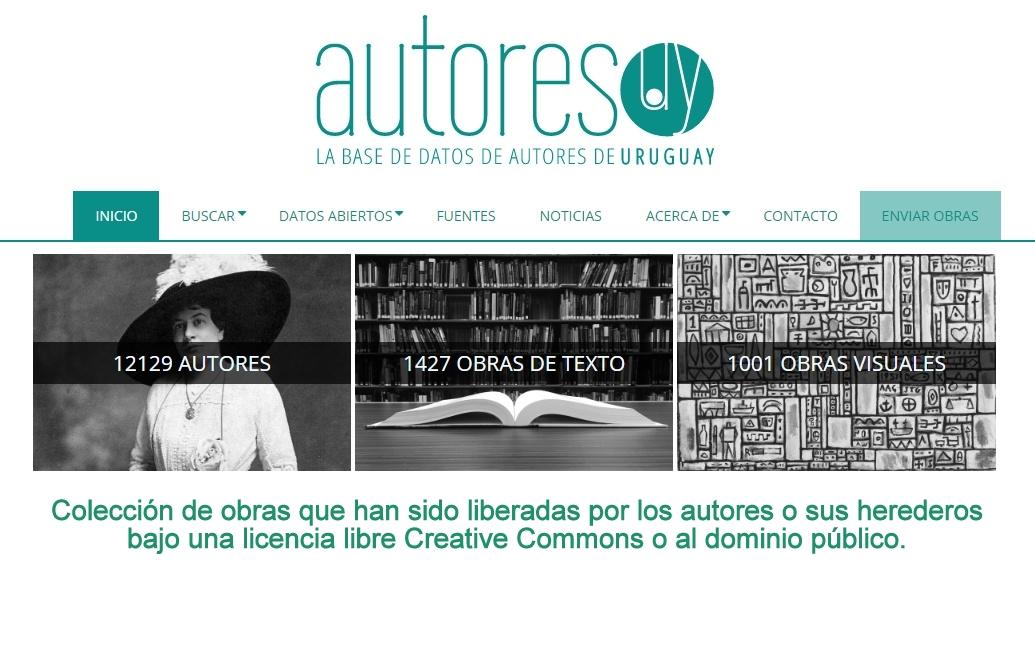 AUTORES URUGUAYOS