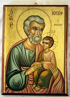 StJosephIcon Orthodox Iconography, Part 1