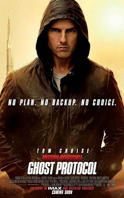 Mission: Impossible - Ghost Protocol 2011 Poster