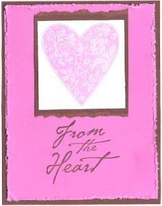 Kartu Ucapan Valentine