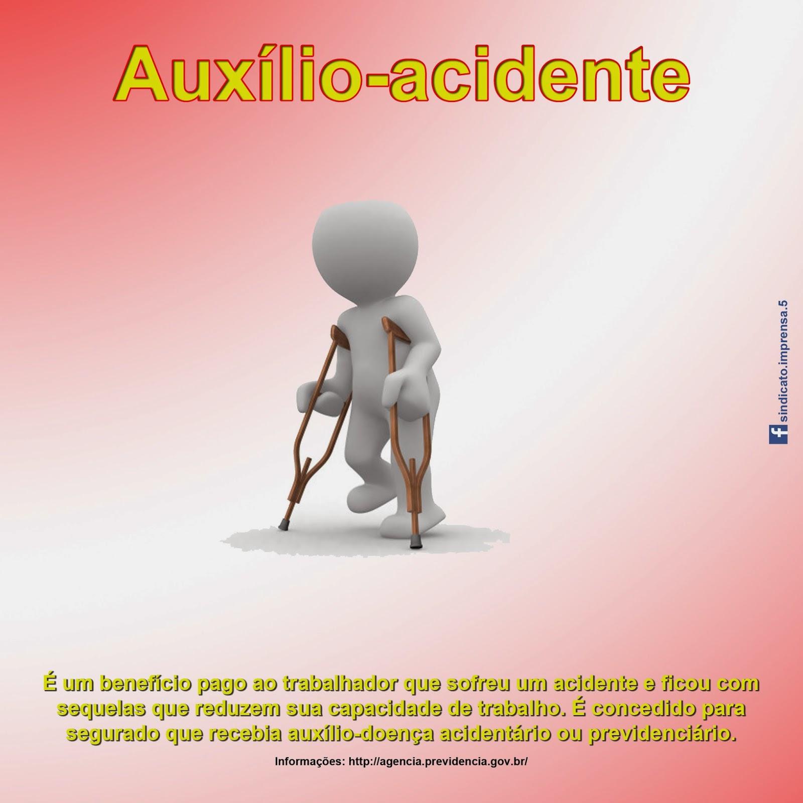 Seu Direito - Auxílio-acidente