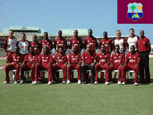 West Indies 2012 Team West Indies Cricket Team