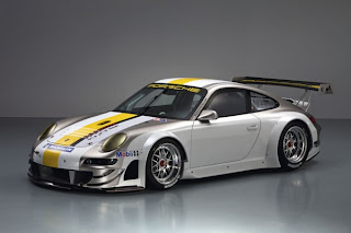 Porsche 911 GT3 RSR 1 Modification