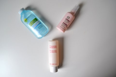 Toners - Garnier Clarins The Body Shop