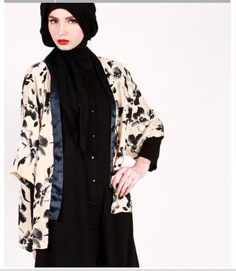 Foto Baju Muslim Modern