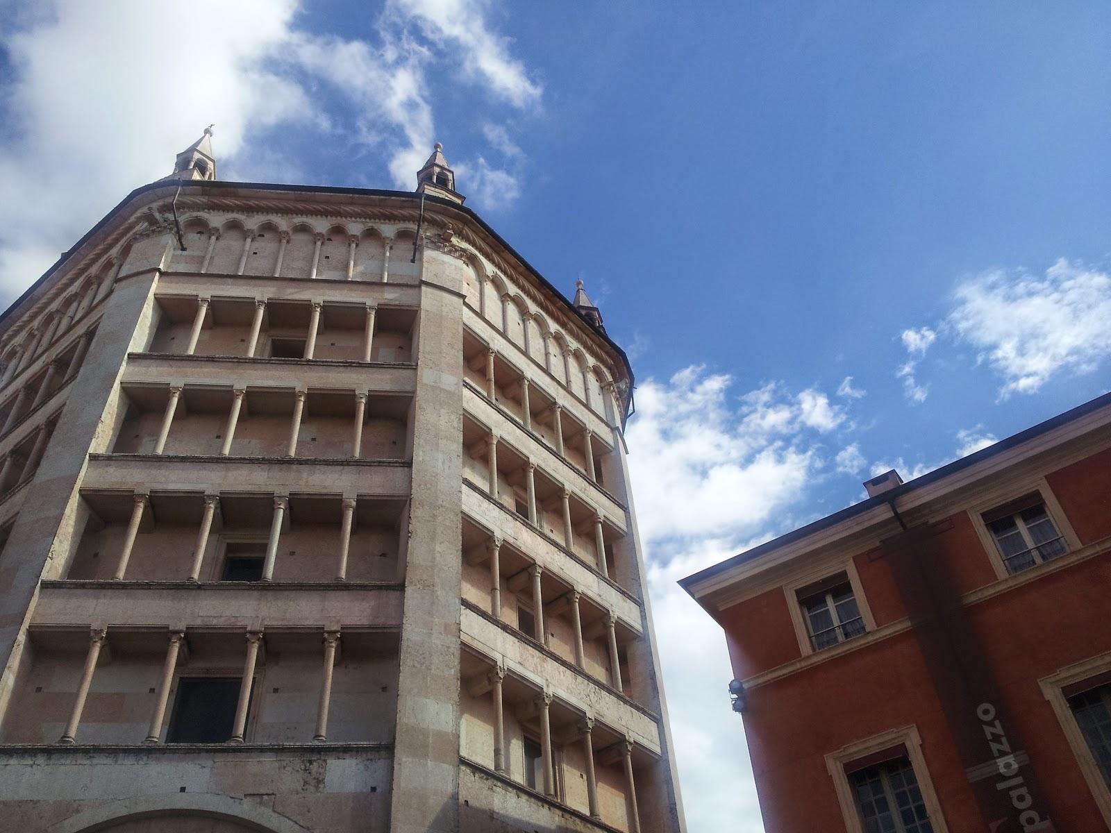 Battistero di Parma - Riproduzione riservata - Alberto Cardino