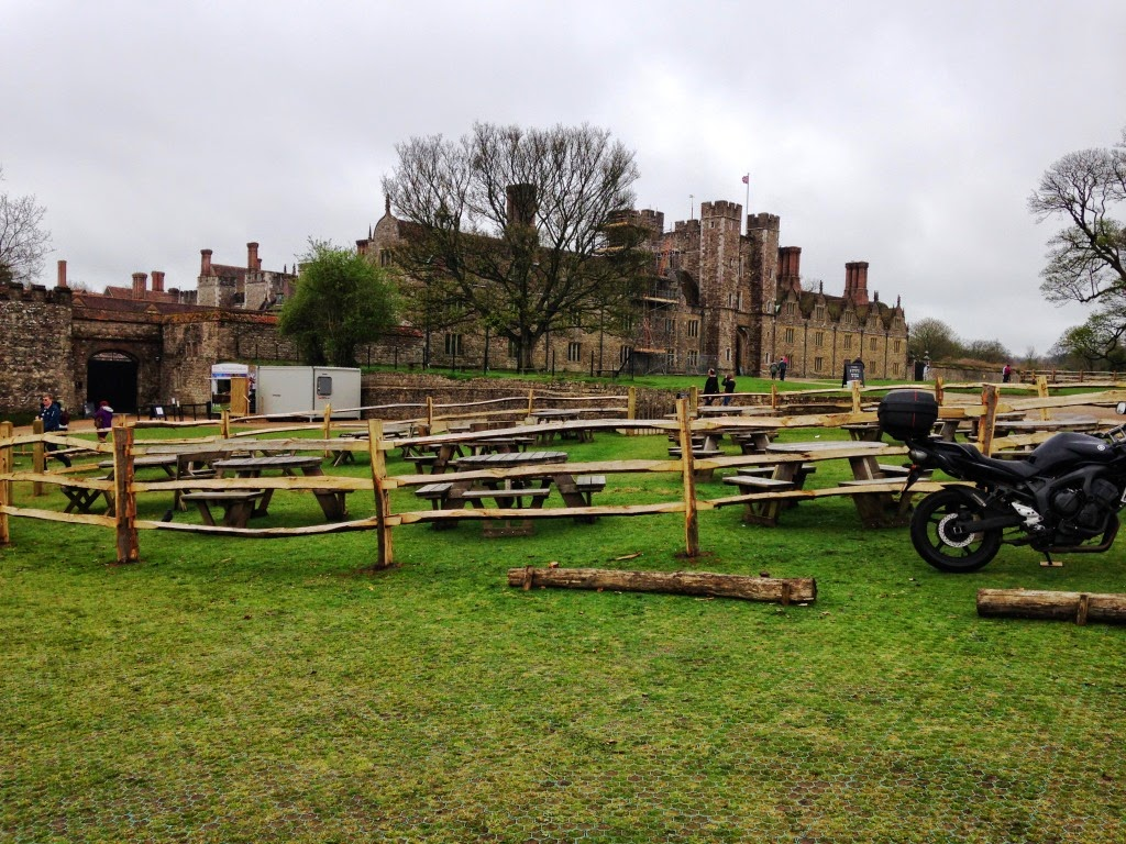 Knole Outdoor Tearoom